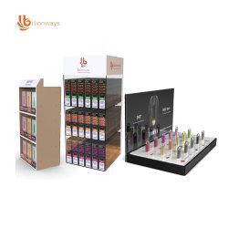 아크릴 전자 담배 판촉용 디스플레이 및 Vape E-Juice 디스플레이 스탠드