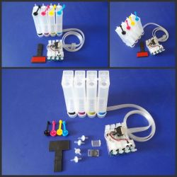Sistema contínuo de fornecimento de tinta para Epson Me33 (WN-CISS T1412, T1413, T1414)