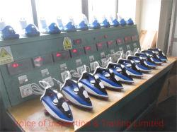 خدمة فحص الأجهزة الكهربائية من طرف ثالث / جودة مراقبة الجودة التحكم تحقق من وجود مكواة بخارية في مصنع شيشي