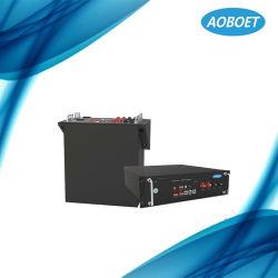 48V 100Ah LiFePO4 Ferro Lítio Bateria de fosfato