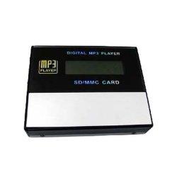 MP3-Player mit Sd-Einbauschlitz (HLM-011)