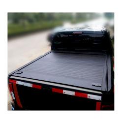 Ford Ranger F150 DmaxトリトンNavaraのための電気アルミニウム引き込み式のローラーのふたのトノーカバー