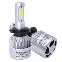 최신 판매 S2 H4 H7 H13 H11 H1 9005 9006 H3 9004 숨겨지는 9007의 9012의 옥수수 속 LED 헤드라이트 72W 8000lm 차 LED 전구 자동 램프 4300K 6500K 12V