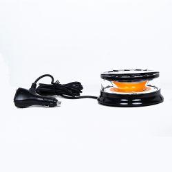 LED 섬광등 12V - 24V 물BE switch 80W 회전 섬광 경고 차량 지게차 트럭용 자성이 있는 안전 플래싱 경광등 트랙터 골프 카