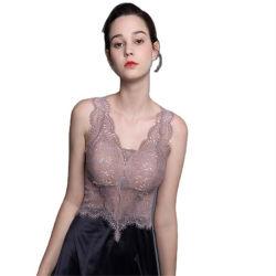 أوكازيون ساخن سعر لطيف للنساء S في العنق العميق بفلورال بلا ظهر ثوب مزركشة عقد مزركشة