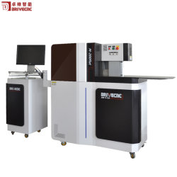 آلة ثني خطاب لوحة معدنية تلقائية Drivecnc M200 CNC بالنسبة إلى 3D Steel Letter و العلامات مع CE