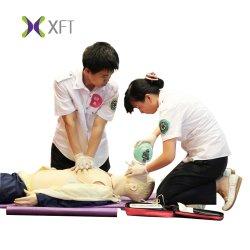 De Trainer xft-120c+ CPR van AED en de Simulator van AED van de Trainer van het Apparaat van het Onderwijs van de Opleiding van de Eerste hulp