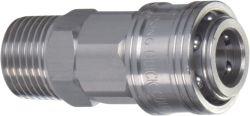 高圧クイックリリースのカプラーの空気のコネクター圧力油圧ホースの速いカップリング