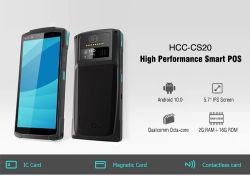 Mini intelligenter beweglicher WiFi Qr Code androider Positions-Thermodrucker mit Touch Screen (HCC-CS20)