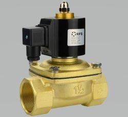 Valvola a solenoide impermeabile ad azione diretta normalmente chiusa serie 2W (2W-160)