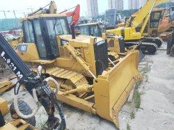 Verwendete Aufbau-Maschinen-Katze D7g spürte Traktor Gleisketten-der Planierraupe in des Shanghai-Gleiskettenfahrzeug-D7g für Verkauf auf