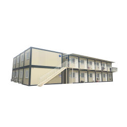 Het uitstekende Huis van de Container van het Vakmanschap Afneembare met het Lange Leven van de Dienst