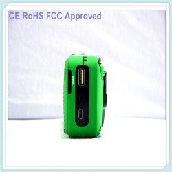 L'énergie solaire d'urgence de la manivelle Radio AM/FM Dynamo Lampe de poche LED chargeur USB