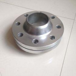 ASME B16.5 الكربون الفولاذ RF شفة عنق اللحام الطويلة