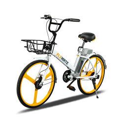 Großhandel beliebte Big Power Sharing E-Bikes mit Vorderkorb Elektroroller Roller City Mini Bike für Erwachsene