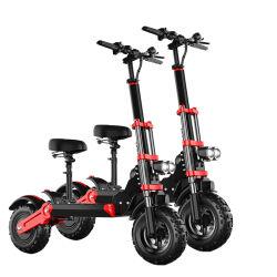500/1000W E скутер взрослых 48V13 электрический скутер с сиденья
