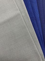 ロットのデニムのスーツファブリックコロンビアの最新の快適な編まれた標準的なあや織り