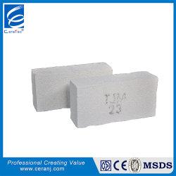 CT Low Thermal Conductive White Insulation Firewrick