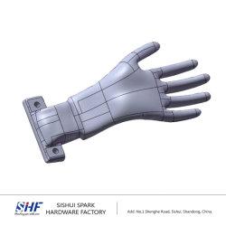 اليد الأولى لقفازات السلامة/آلة الحبّ