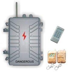أنظمة إنذار مقاومة البريق لأجهزة الطاقة الكهربائية من GSM (ABS-8000-P01)