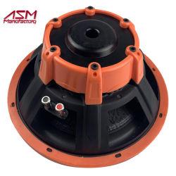 750W y 12 pulgadas de 10 pulgadas de Car Audio Subwoofer altavoz Subwoofer