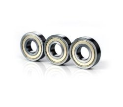 Aspirador de Mano de alta precisión el mecanismo de giro del motor eléctrico de máquinas herramienta eléctrica Coche RC de ruedas accesorios de Auto Partes de motocicleta de rodamiento de bolas de ranura profunda en miniatura