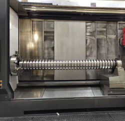 스크류 펌프 장축 부품 CNC 기계 가공 파트