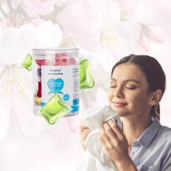 El detergente suave, Baby detergente en polvo, Servicio de lavandería que puede abrir un nuevo mercado