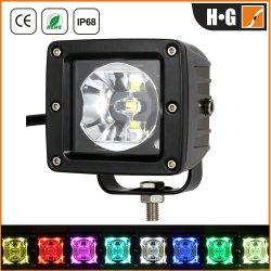 Controle remoto RGB LED Trilhas Pods de Luz
