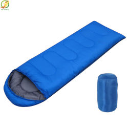 Personalizar el campamento al aire libre el plumón de pato relleno de 800g de a pie de Adultos de la bolsa de dormir