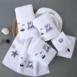 100% coton Hot Sale Meilleure vente d'enfants serviettes