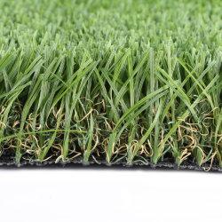 Europa popolare erba artificiale per decorazione giardino artificiale erba sintetica Erba cortile erboso paesaggistico erba artificiale