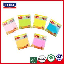 Notas adhesivas de alta calidad DH-9705 Notas rápidas de la Escuela de papel