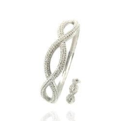 Mulheres Estilo Conciso Jóias Anéis Bracelete Bangle acessórios de vestuário