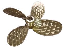 Marine Copper Bronze 3 블레이드, 4 블레이드, 5 블레이드 프로펠러