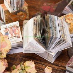 Materielles Einklebebuch für verzieren Handkonto