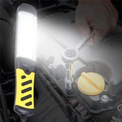 Verlichting voor reparatiegereedschap voor buitengebruik COB staande werklichten, LED-handwerklichten draadloze LED-werklamp voor noodinspectie