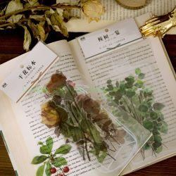 장식을 위한 식물 디자인 애완동물 스티커