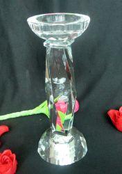 Stich-Kristall-Kerzenhalter Laser-3D