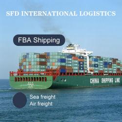 EAA DDP شحن بحري/هوائي رخيص إلى المملكة المتحدة/الولايات المتحدة الأمريكية/ألمانيا Fba Amazon مستودع من وكيل الشحن الصيني
