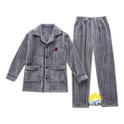 Les femmes Pajama Satin Boy's Sleepwear filles Pyjamas