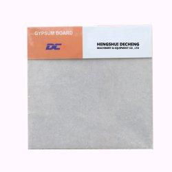 Placa de yeso resistente al agua Paperfaced ignífugo