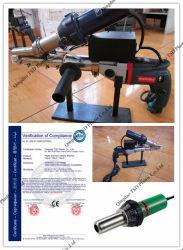 경편한 플라스틱 밀어남 용접 전자총