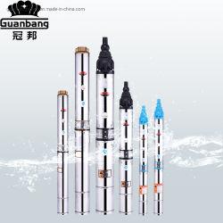Qjd/SDのタイプ0.5-10HPの浸水許容の水ポンプの深い井戸ポンプ試錐孔ポンプ