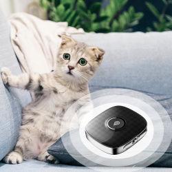 جهاز GPS صغير مقاوم للمياه GPRS PT03 GPS Tracker للأطفال الكلاب والسيارة Cat Pet Pet، خريطة Google، إنذار زر الارتياب SOS