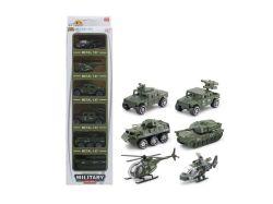 1: 87 مقياس لعبة السيارات المعدنية لعبة السيارات العسكرية المصبوبة شاحنة عسكرية الصرف الصحي مركبة الأطفال لعبة