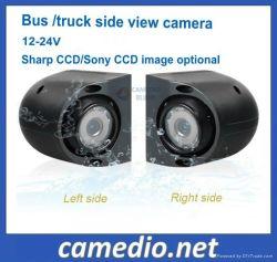 Vision nocturne avec infrarouge Vue du côté du chariot de Bus étanche Caméra CCD Sony 24V