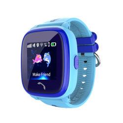 Df25g niños Reloj inteligente llamada Sos Localizador GPS resistente al agua IP67 Kids Ver teléfono celular para niñas