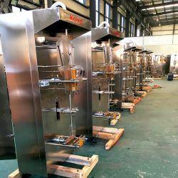 Automatisch mineraalwater /Mosterdolie /honing /sap /granule /vloeibare kunststof Zakje kleine zak zak verpakking machine Prijs