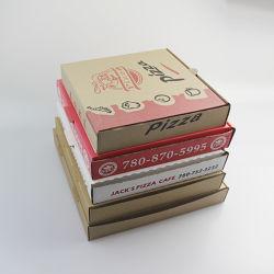 Personalizar la caja de pizza corrugado Ysbshdz25125545